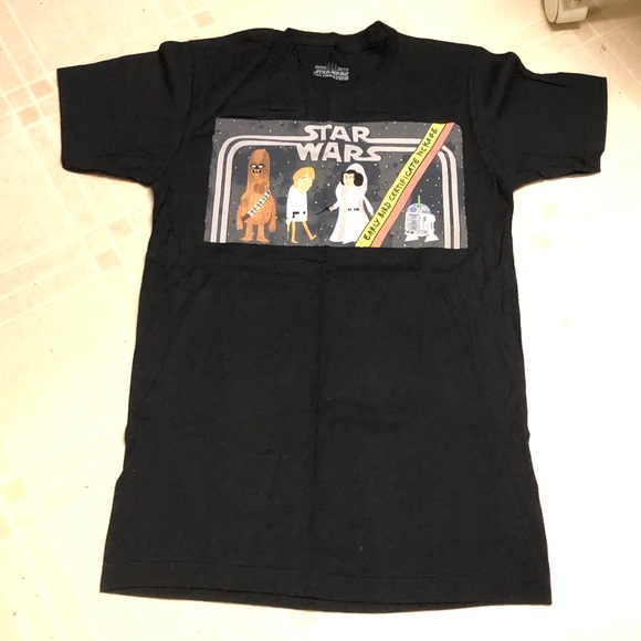 Star Wars Other - Star Wars Celebration Anaheim 2015 Tee Small